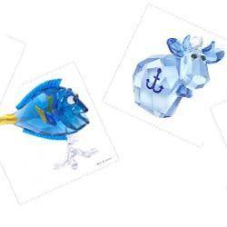 Swarovski Kristallfiguren