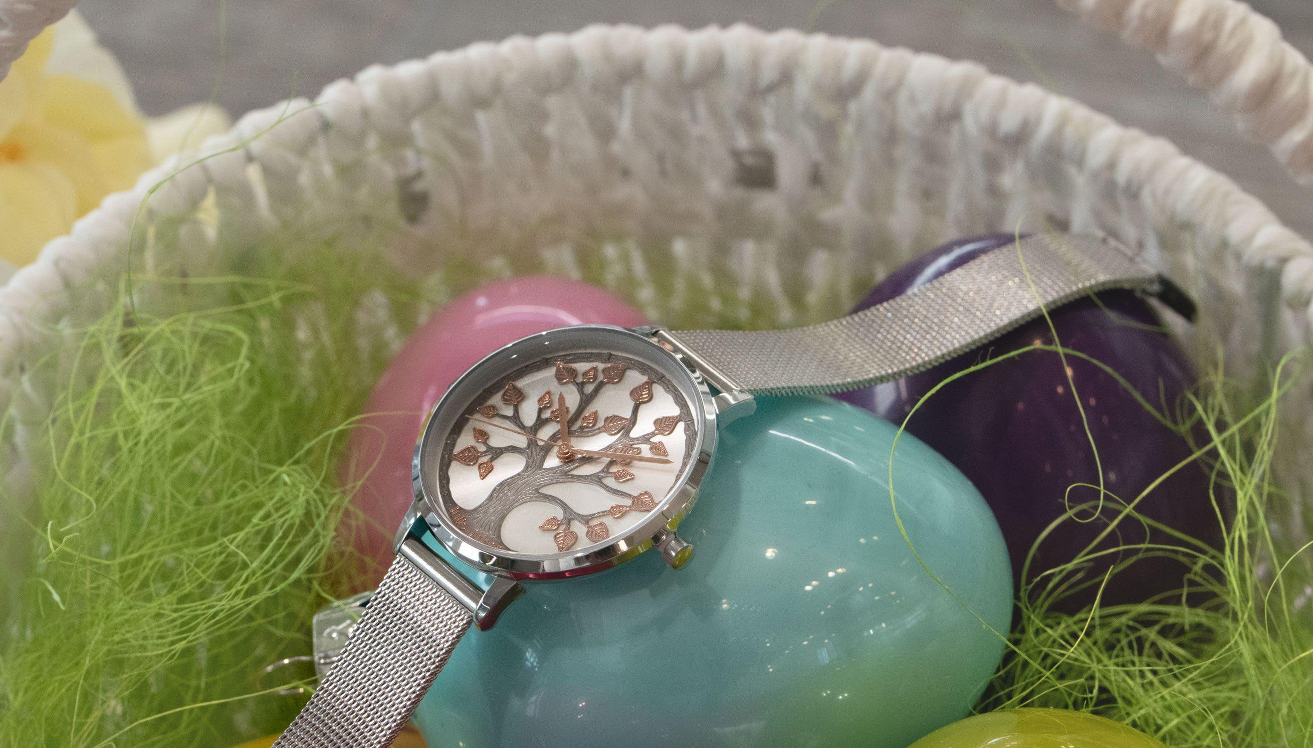 Ostergeschenke Schmuck und Uhren